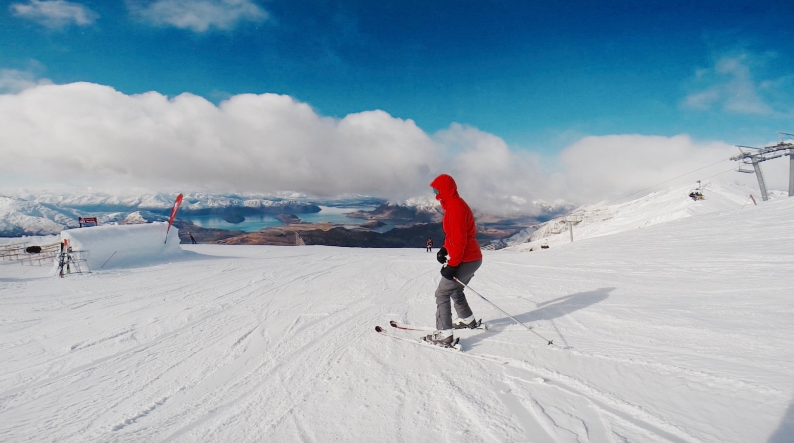 A super easy guide to skiing and snowboarding Wanaka