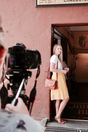 Filming for Tourism and Events Queensland