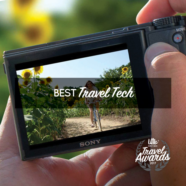 Best Travel Tech
