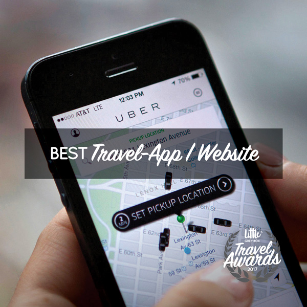 Best Travel App