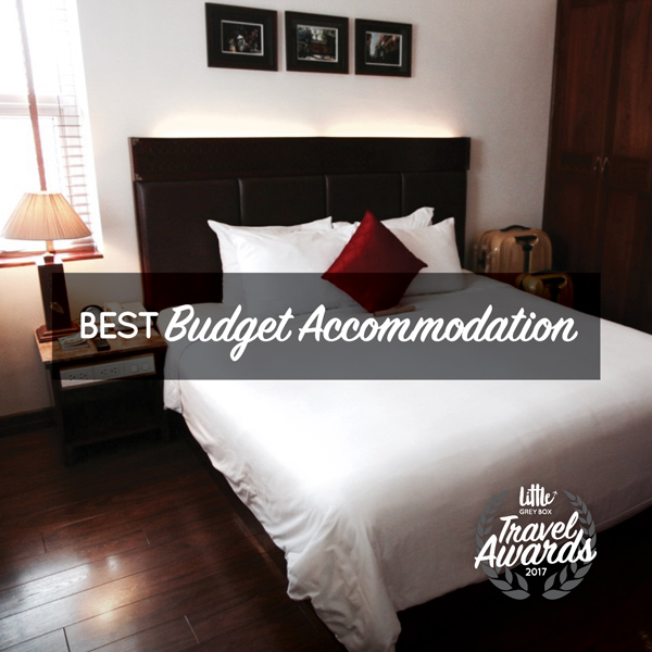 Best Budget Accommodation