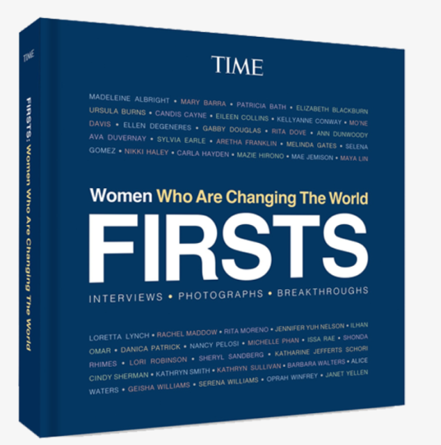TIMES: Firsts