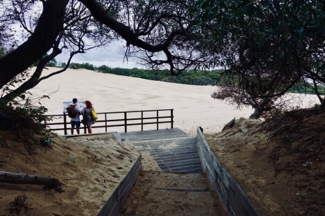 Here's everything you need to know about visiting the Carlo Sand Blow Rainbow Beach - 4