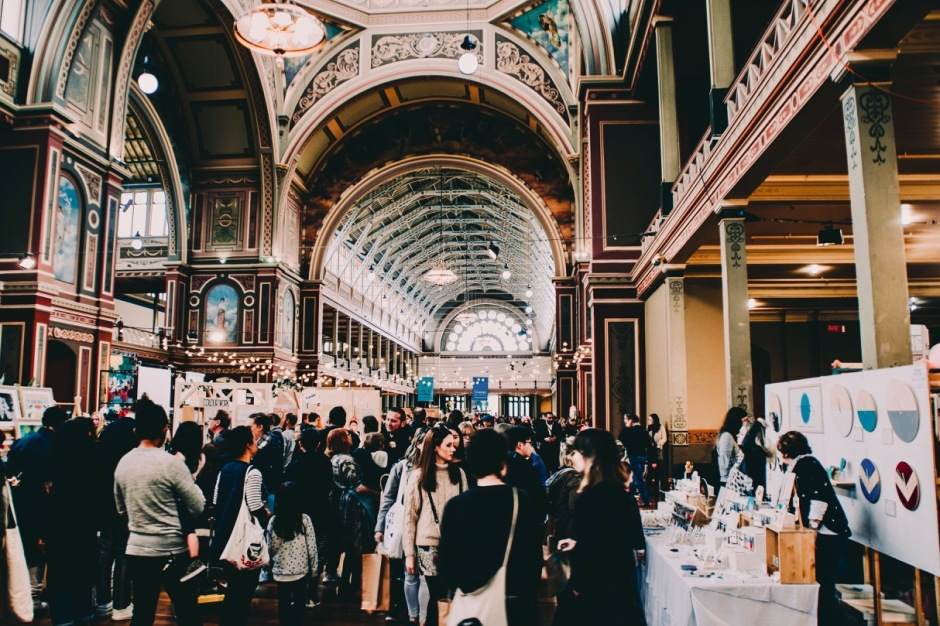 8 of the BEST markets to visit in Melbourne!