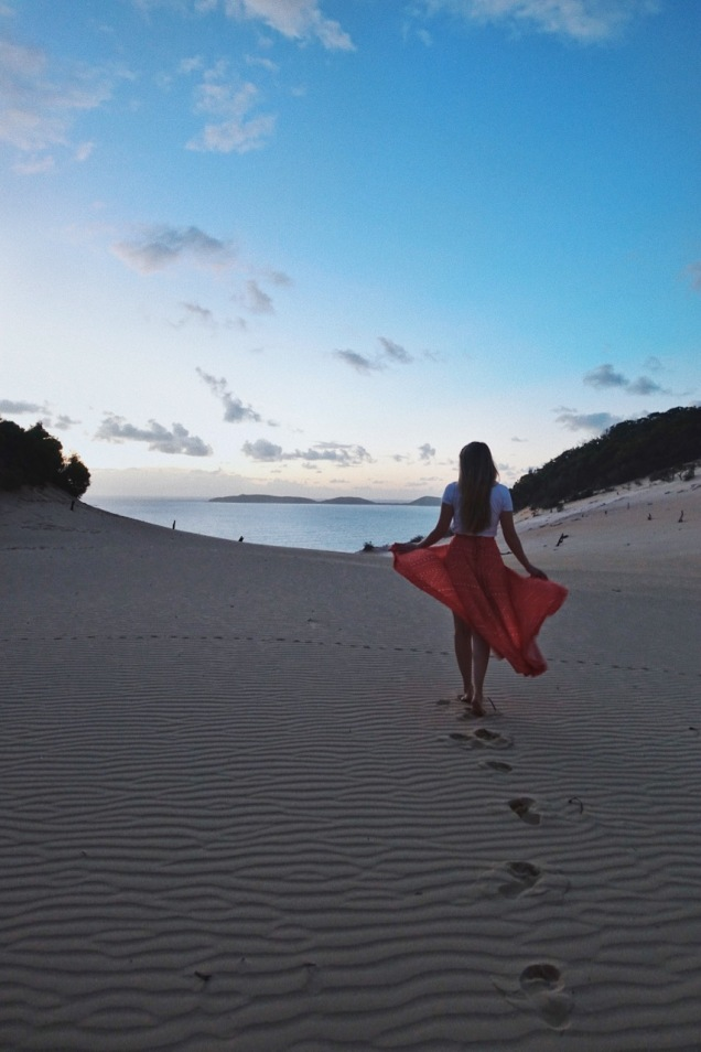 Ultimate Road Trip Guide to Rainbow Beach!