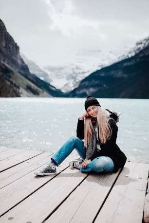 Lake Louise Photo by Kaye Ford @Fordtography