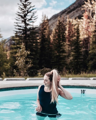 Miette Hot Springs (Photo by Kaye Ford @Fordtography)