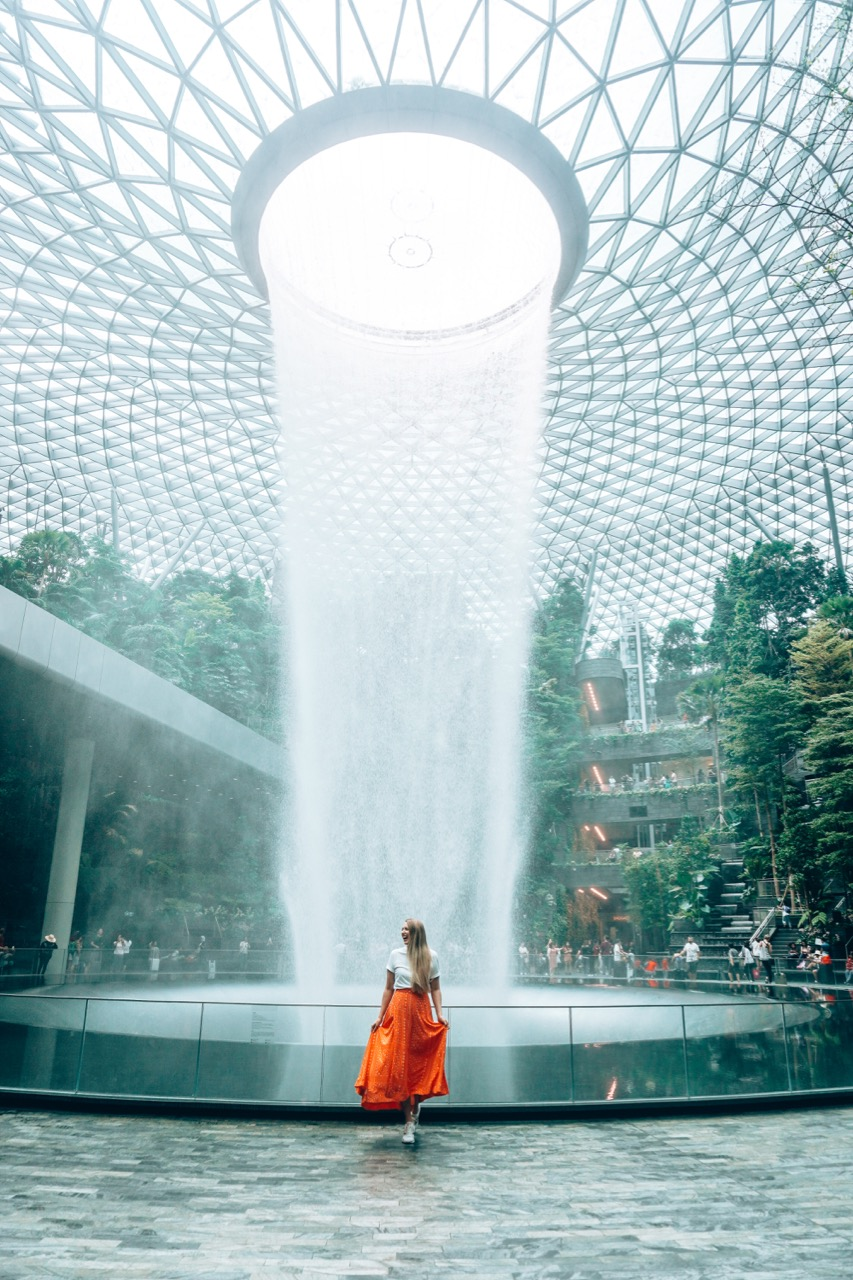 The best guide to visiting Jewel at Changi Airport Singapore - 33