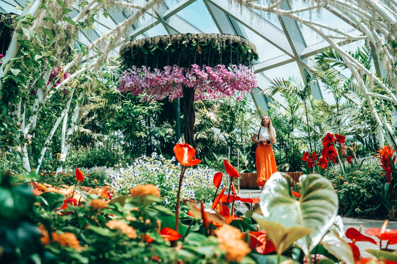 The best guide to visiting Jewel at Changi Airport Singapore - 46