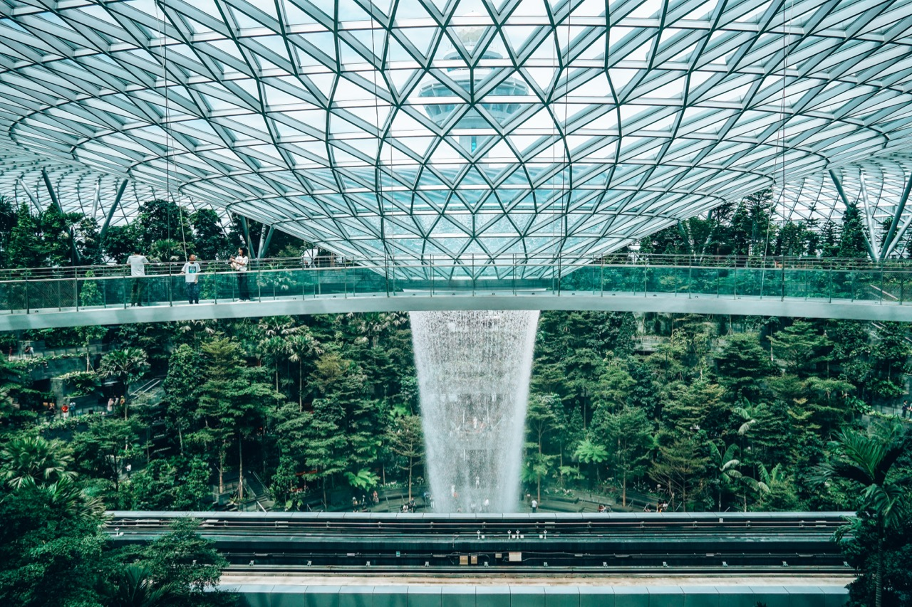 The best guide to visiting Jewel at Changi Airport Singapore - 41