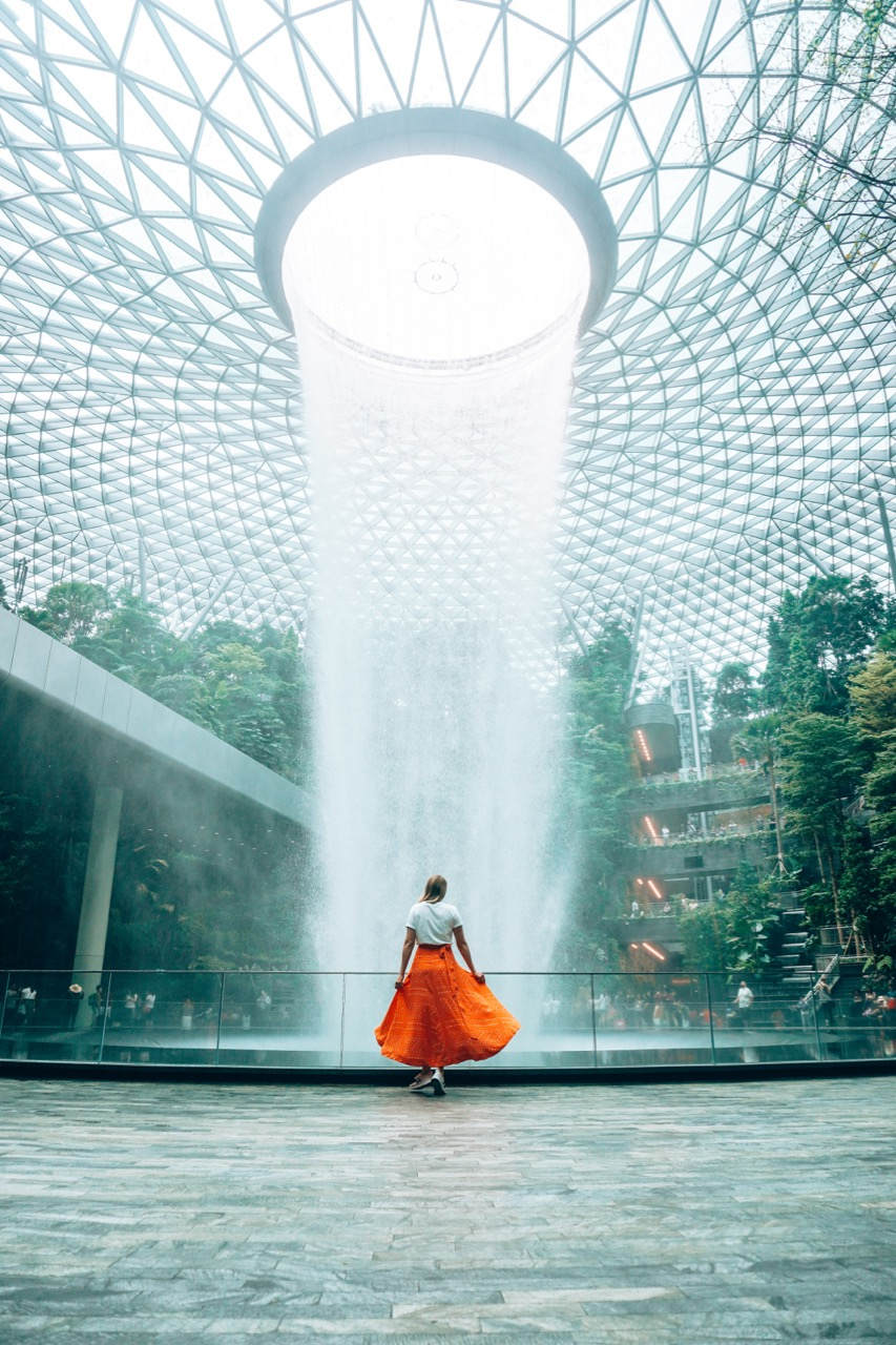 The best guide to visiting Jewel at Changi Airport Singapore - 27