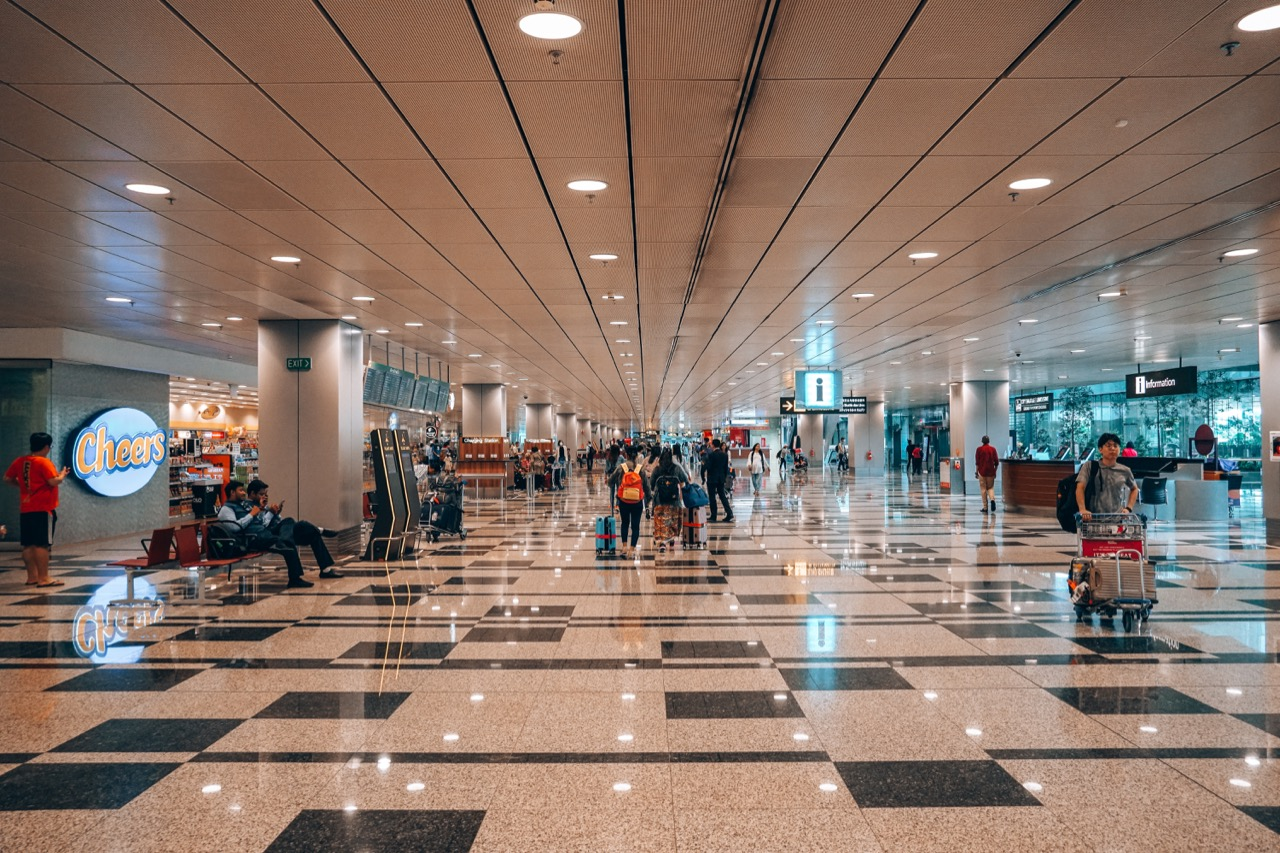 The best guide to visiting Jewel at Changi Airport Singapore - 22